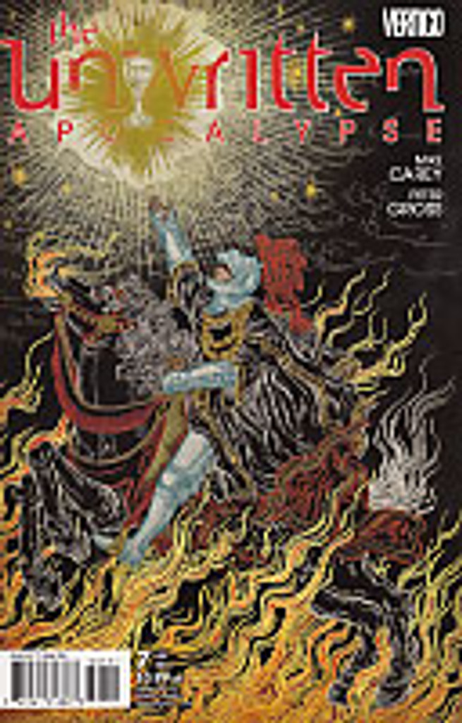 The Unwritten: Apocalypse # 7