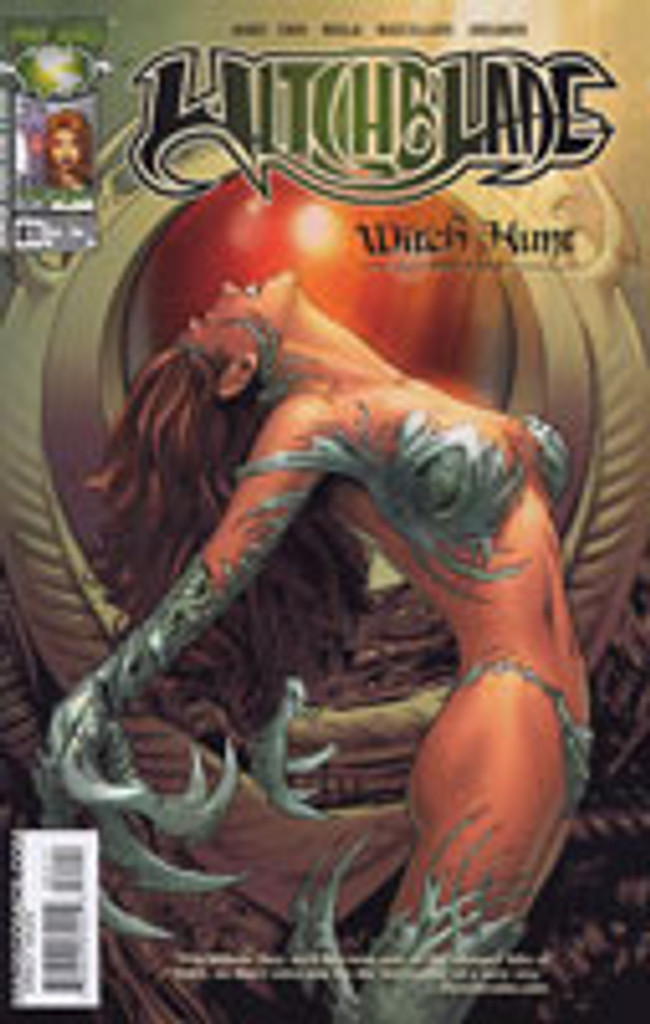 Witchblade # 81
