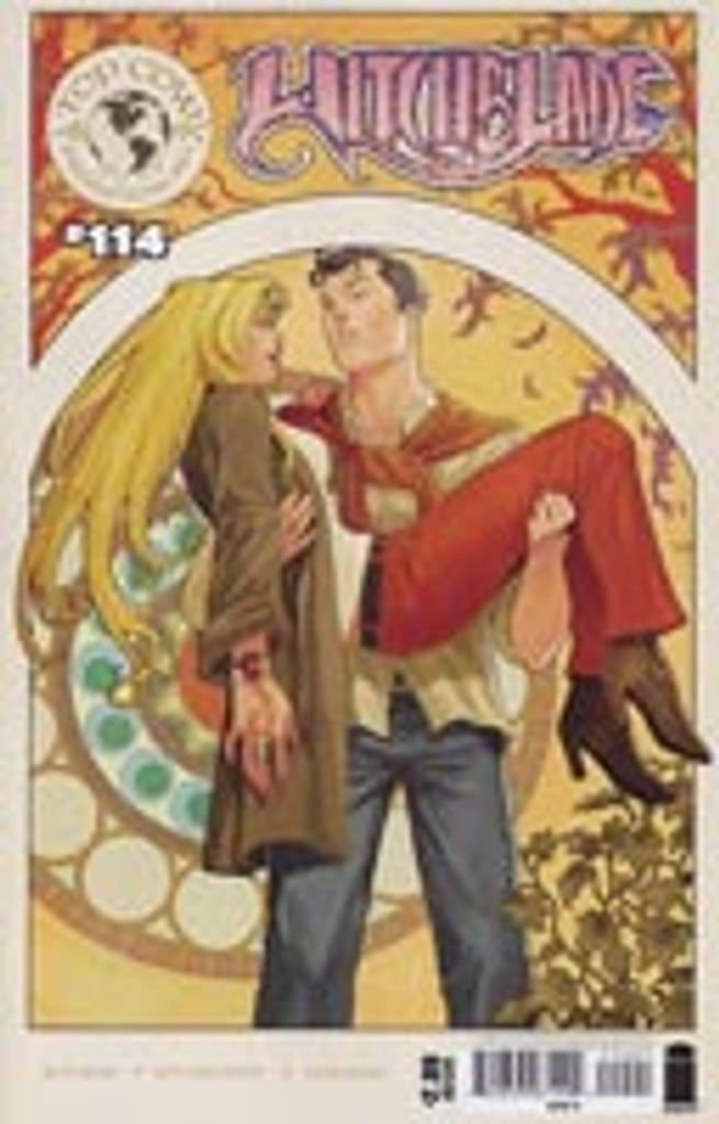Witchblade # 114b