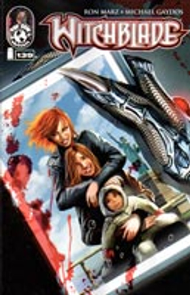 Witchblade # 139