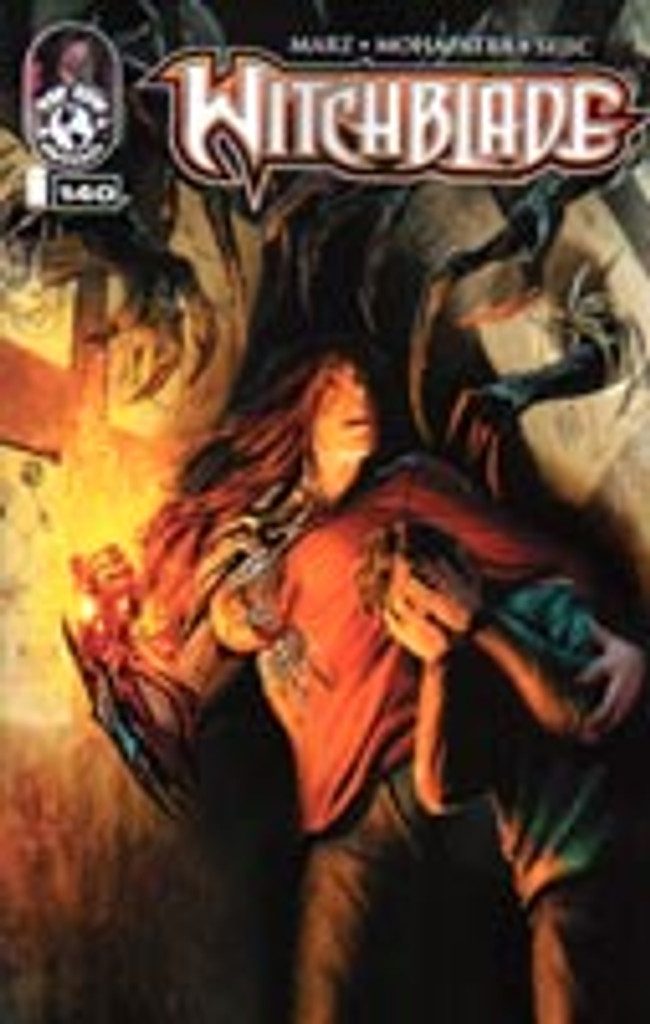 Witchblade # 140a