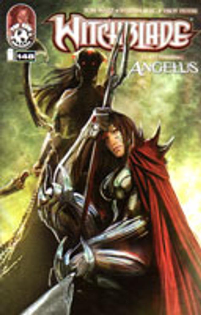 Witchblade # 148