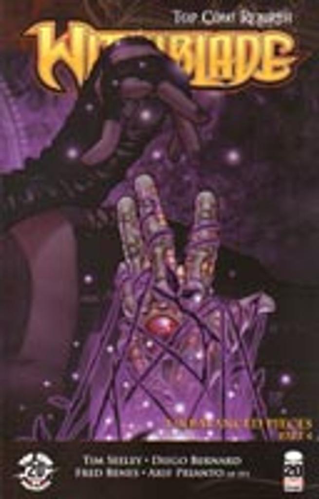 Witchblade # 154a