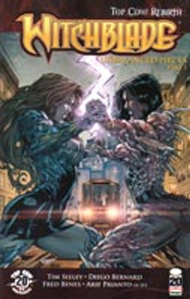 Witchblade # 152b