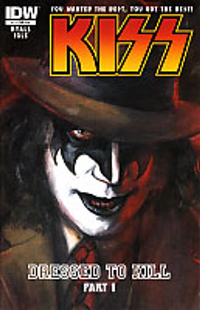 Kiss # 1a limited RI variant