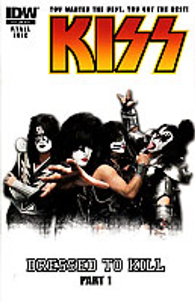 Kiss # 1b limited RI variant
