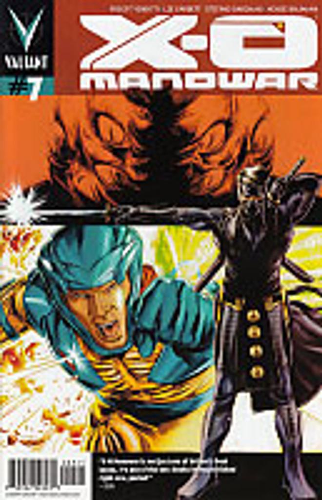 X-O Manowar # 7