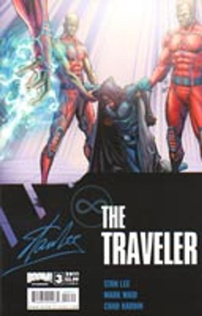 The Traveler # 3b