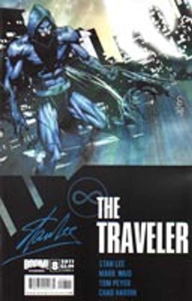 The Traveler # 8a