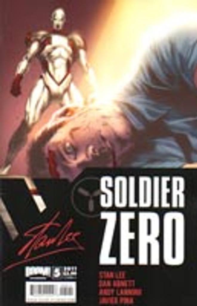 Soldier Zero # 5a