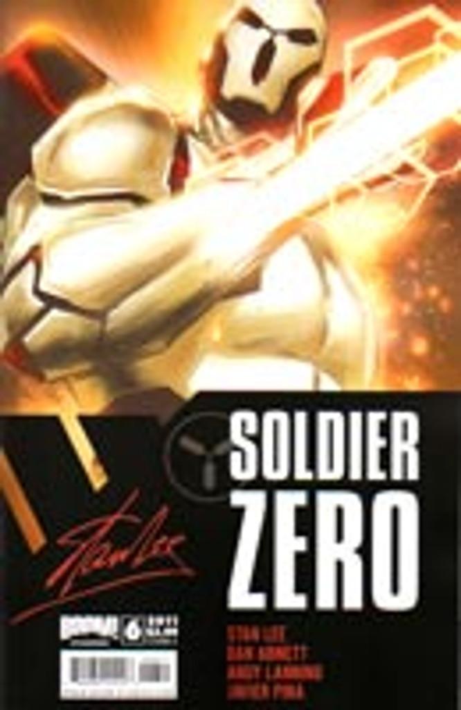 Soldier Zero # 6a