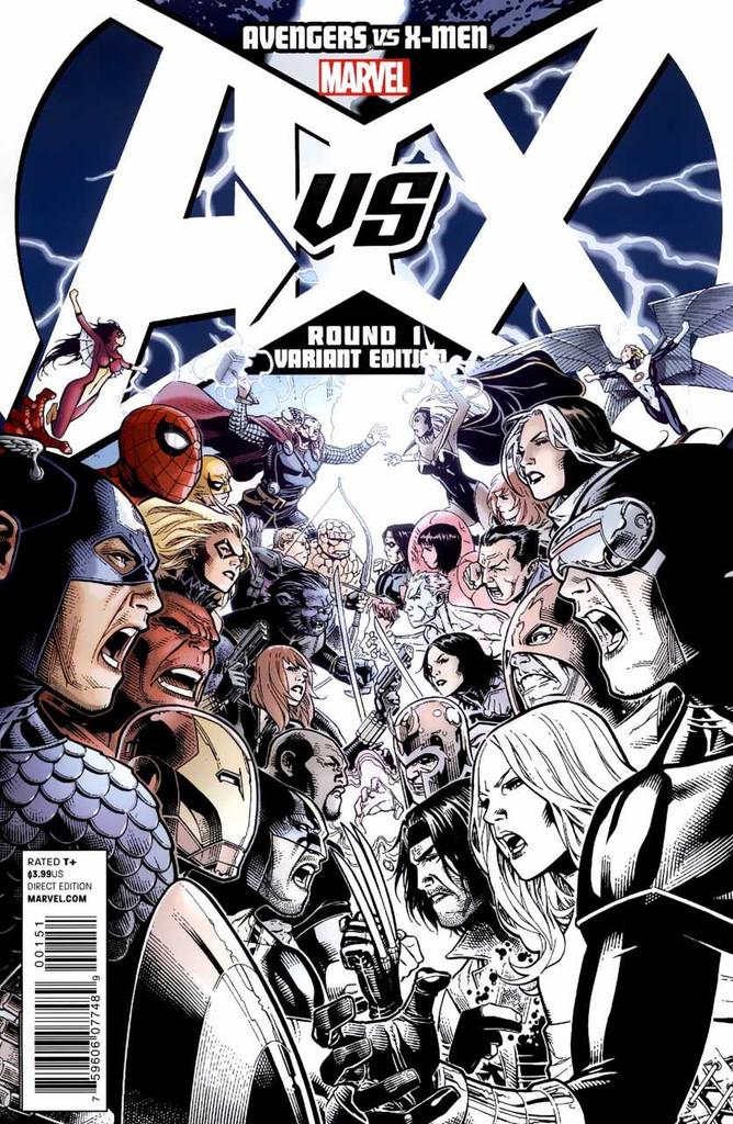 Avengers vs X-Men # 1b limited variant
