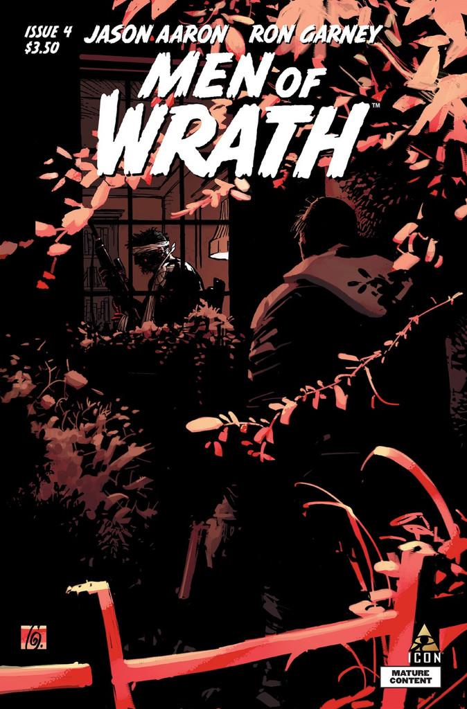 Men of Wrath # 4 (of 5)