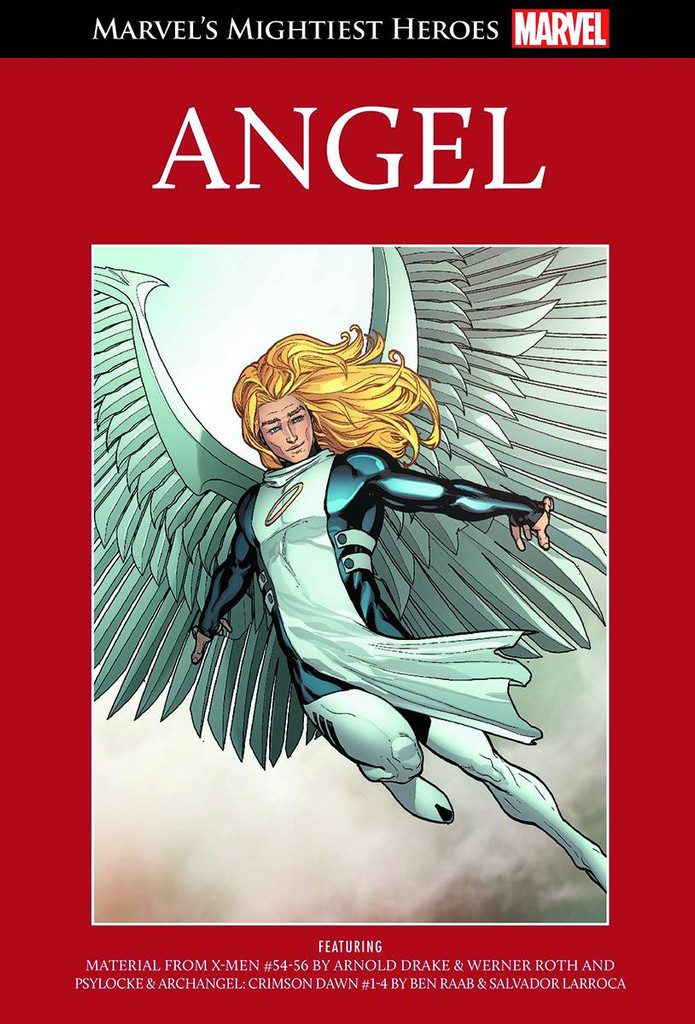 Marvel's Mightiest Heroes GN Collection: Vol 37 - Angel