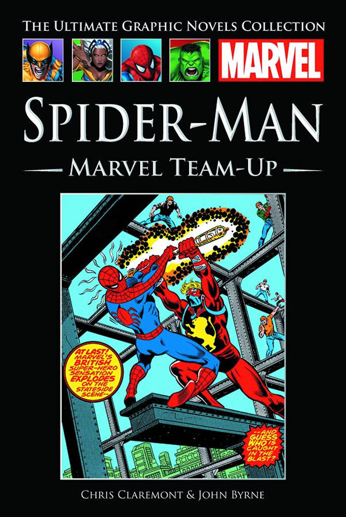 Marvel GN Coll Vol 91 - Spider-Man Team-Up