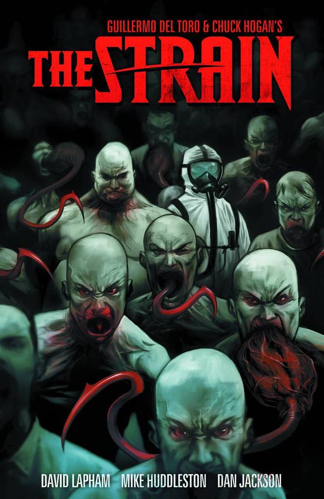 The Strain Vol 1 TP