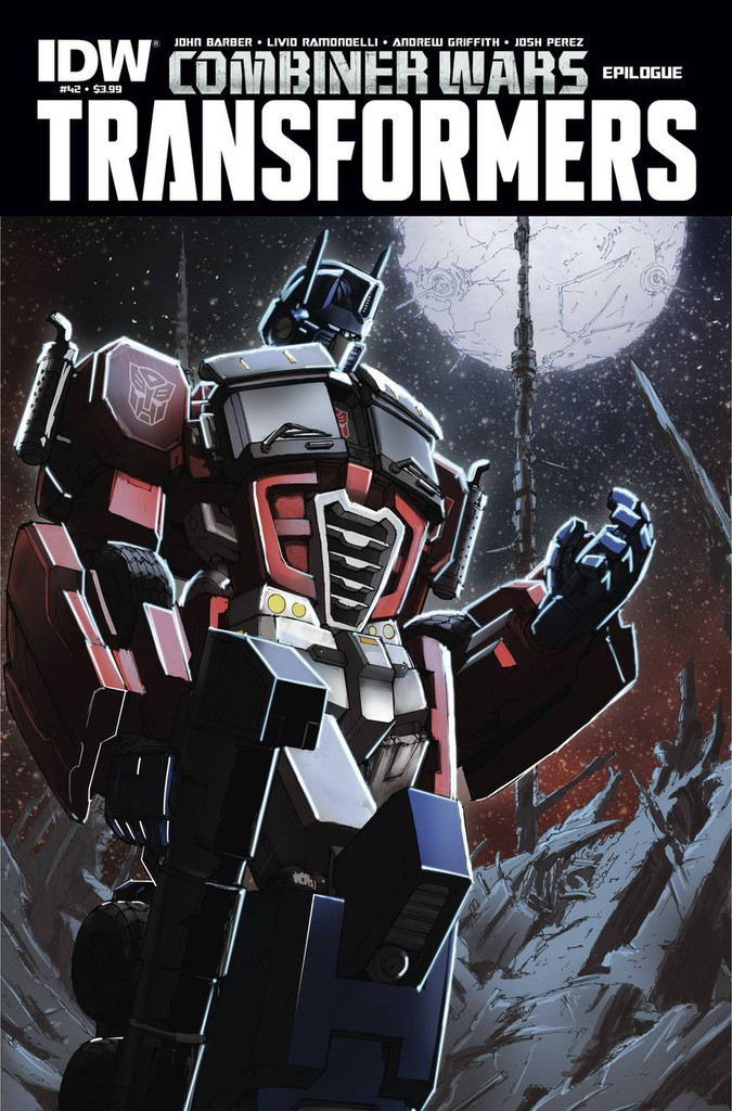 Transformers # 42