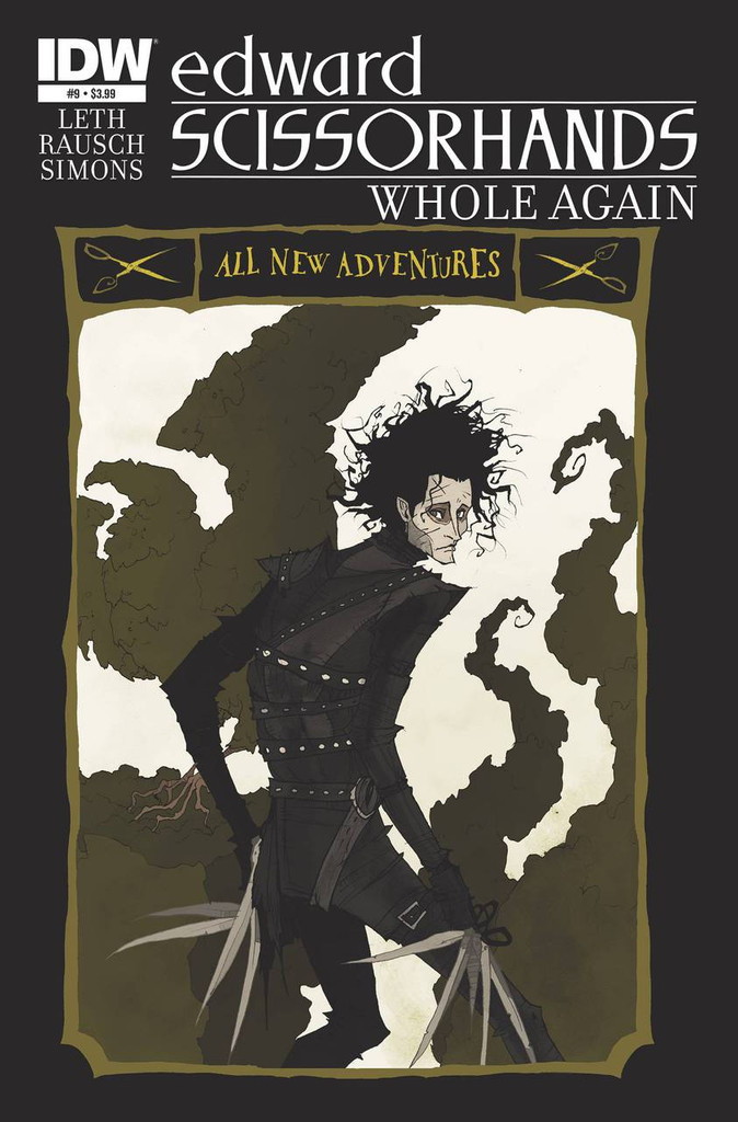 Edward Scissorhands: Whole Again # 9