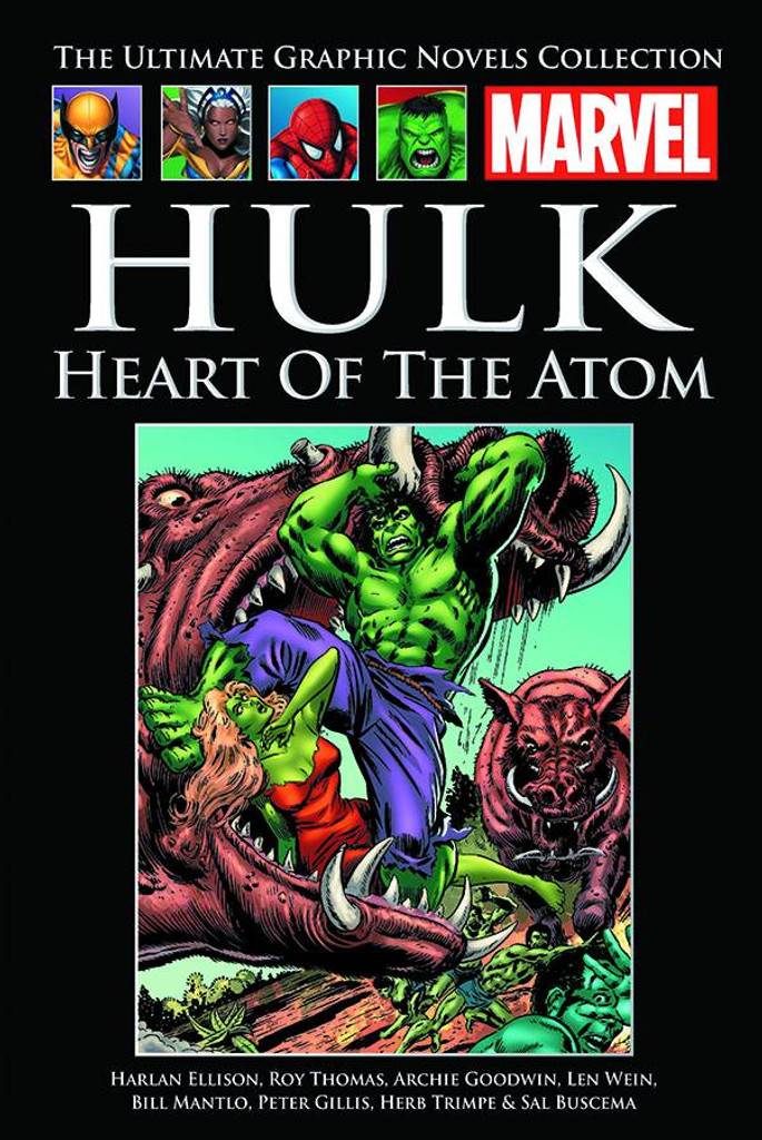 Marvel GN Coll Vol 92 - Hulk: Heart of the Atom