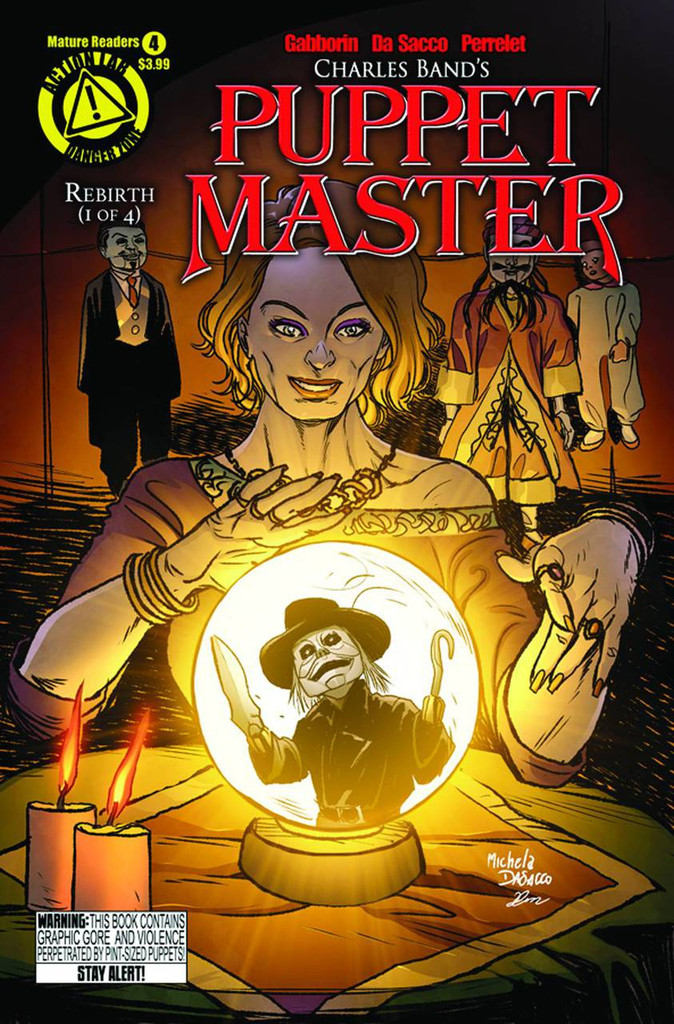 Puppet Master #4