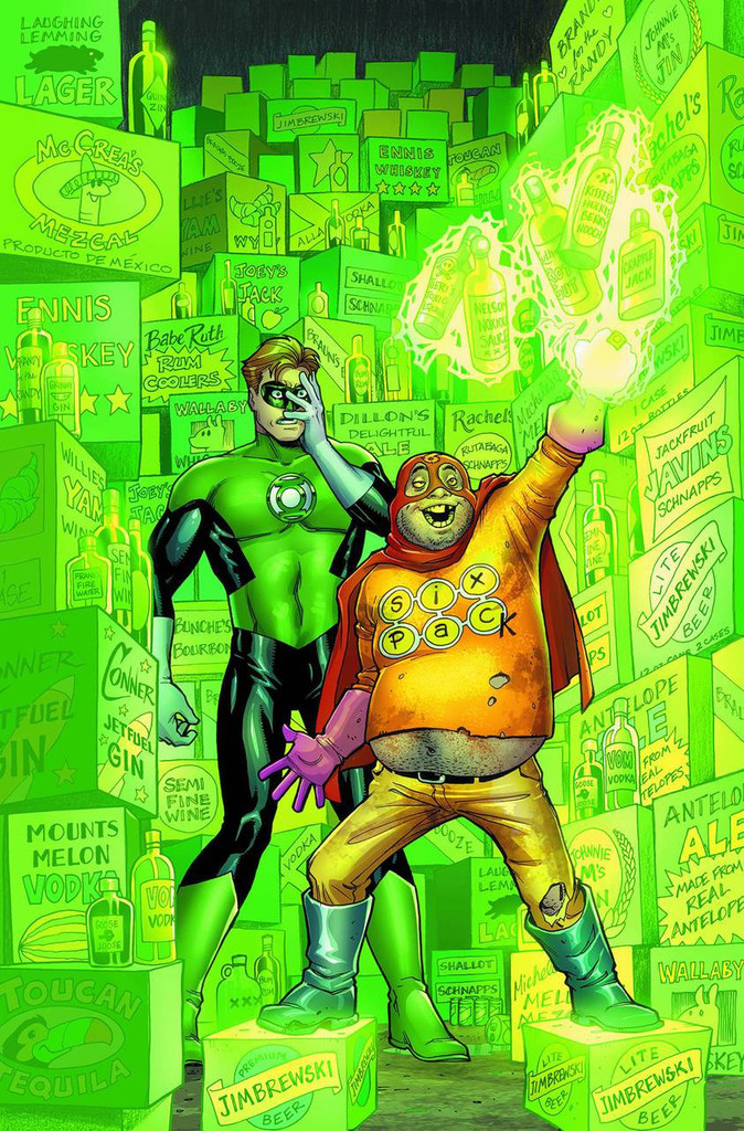 All Star Section Eight #2 (of 6)