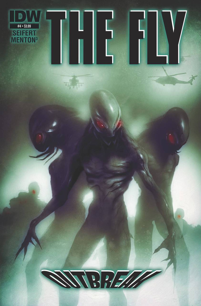 The Fly: Outbreak #4