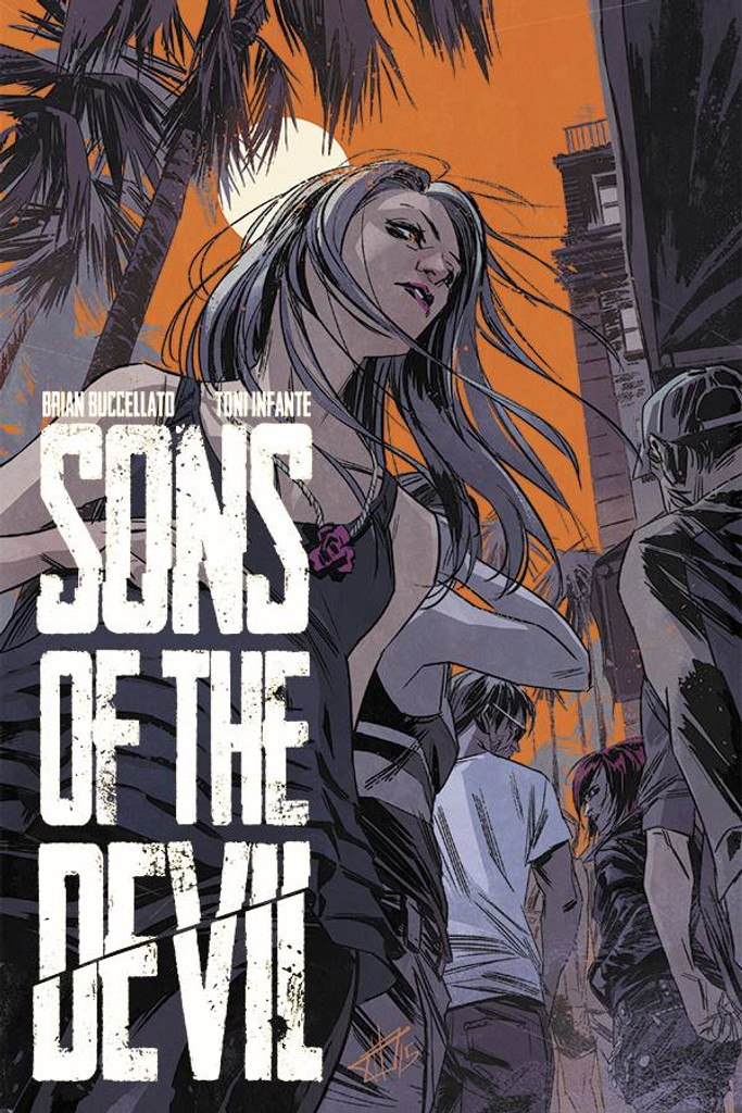 Sons of the Devil #4