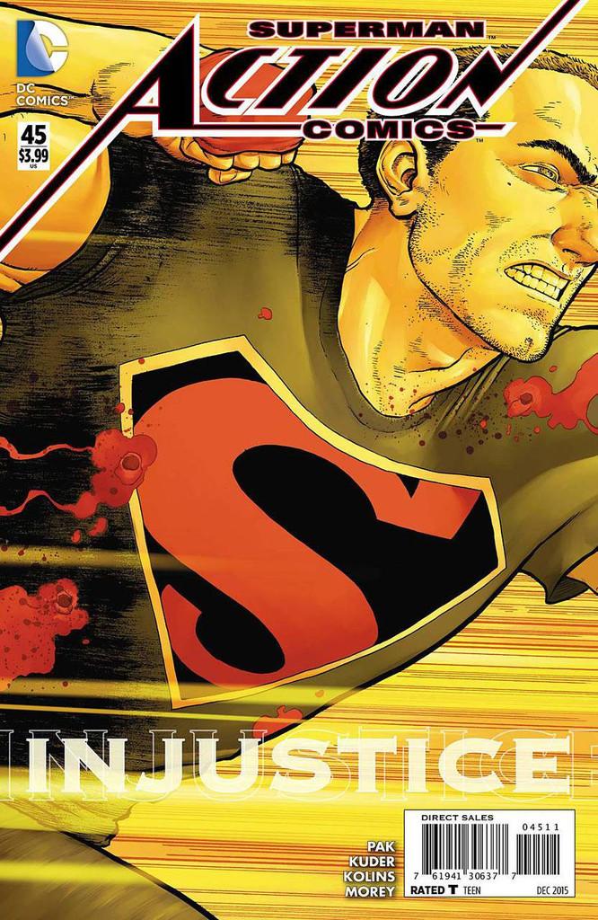 Action Comics # 45