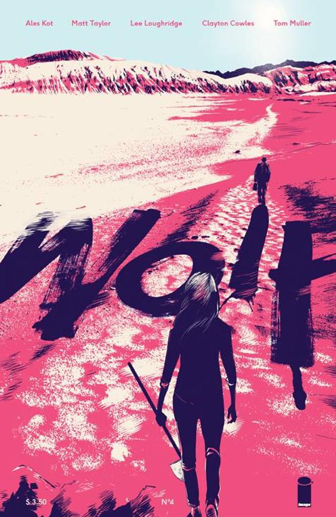 Wolf #4