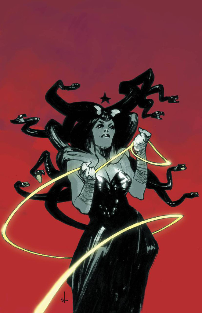 Wonder Woman #45b Limited 'MONSTER' Variant