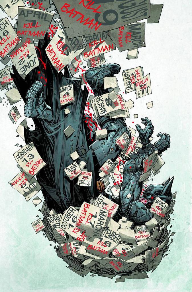 Batman: Arkham Knight # 10