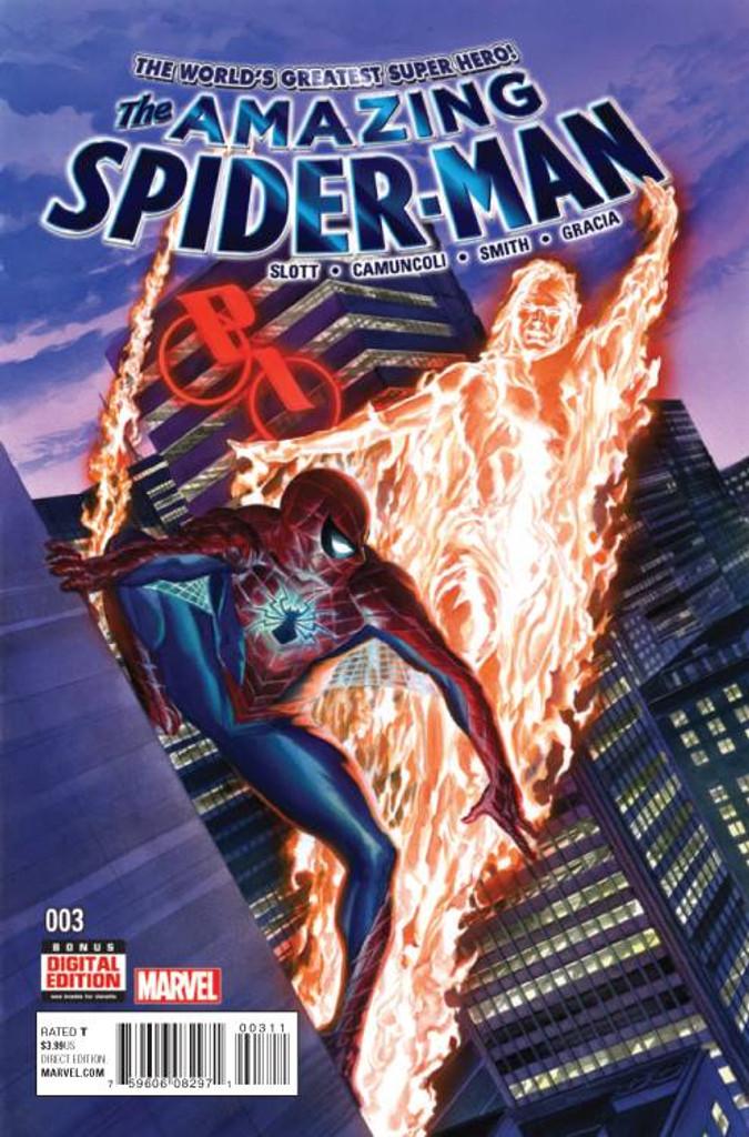 Amazing Spider-Man # 3