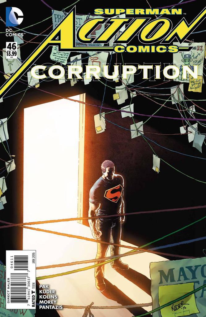 Action Comics # 46