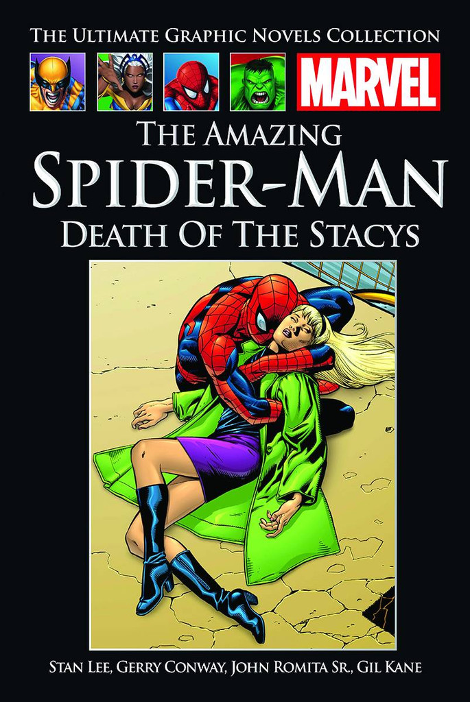Marvel GN Coll Vol 98: Amazing Spider-Man - Death of the Stacys