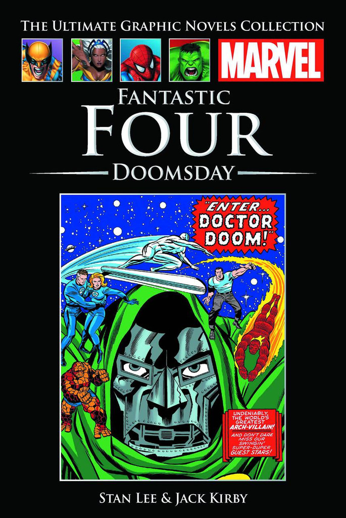Marvel GN Coll Vol 97: Fantastic Four - Doomsday