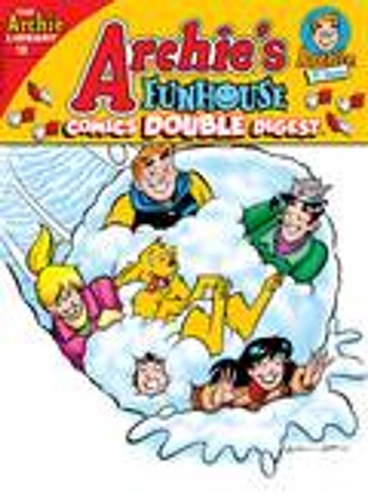 Archie Funhouse Comics Double Digest #18