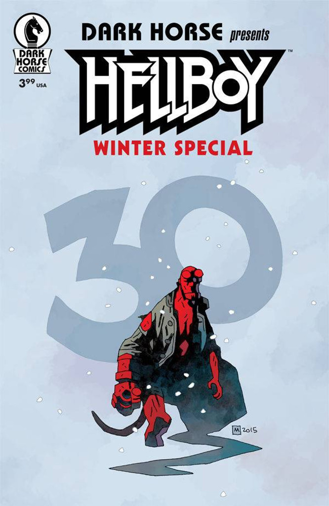 Hellboy: Winter Special 2016 Limited 'MIGNOLA' Variant