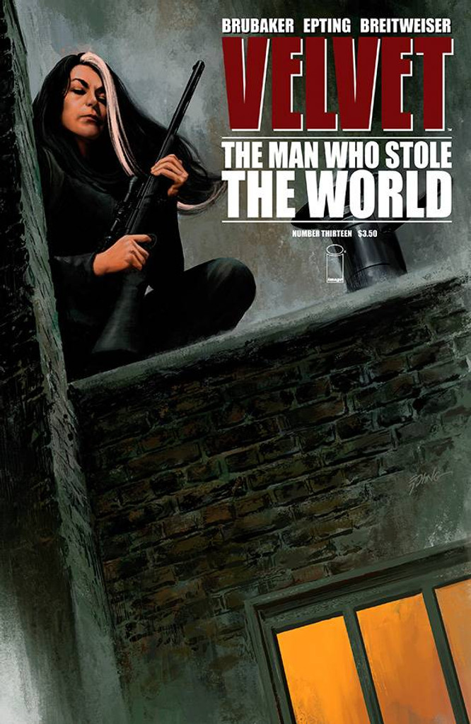 Velvet: The Man Who Stole The World #13