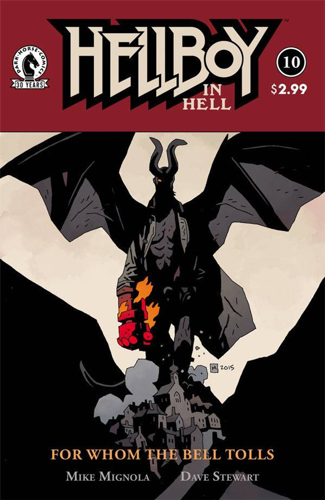 Hellboy: In Hell #10