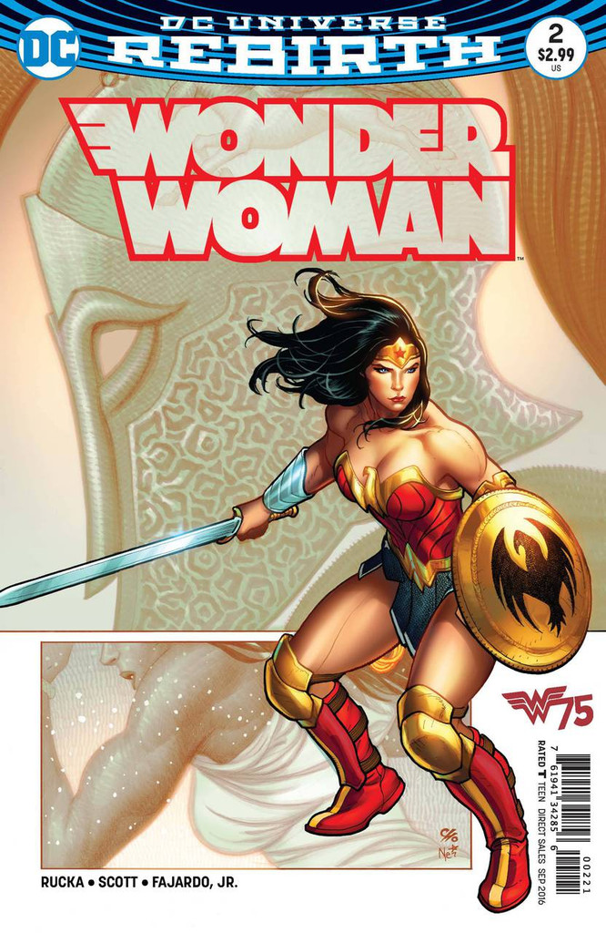 Wonder Woman (2016- ) #2 Limited Variant