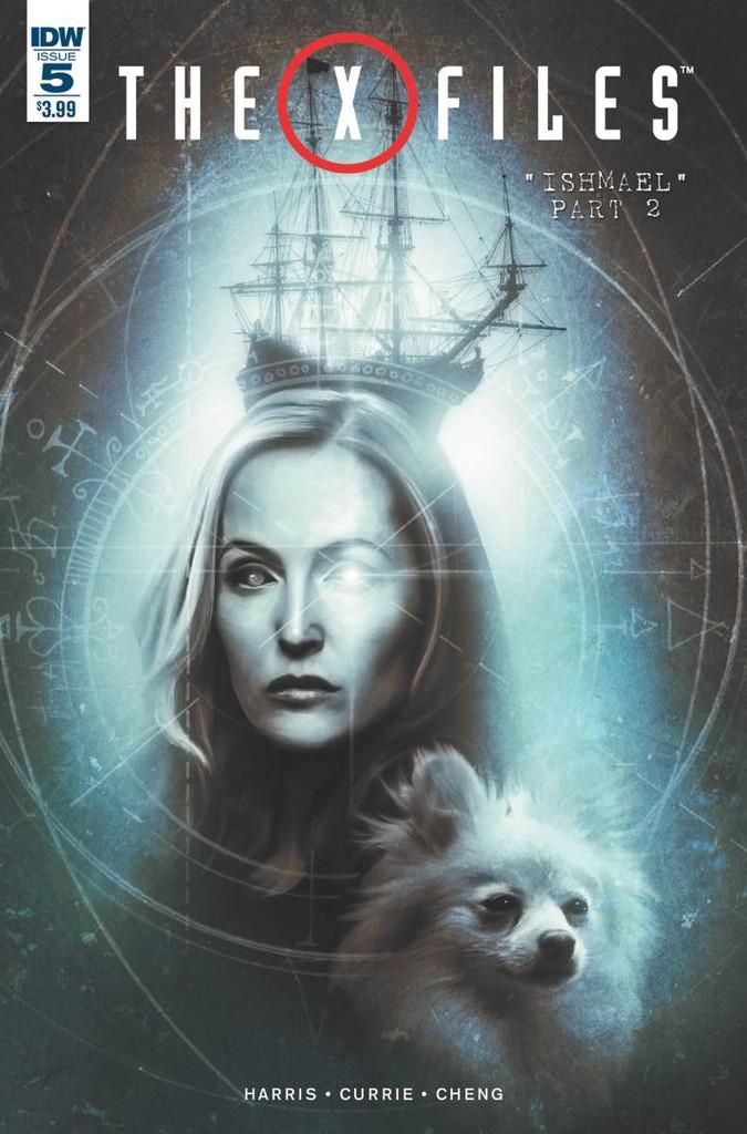 X-Files (2016) #5