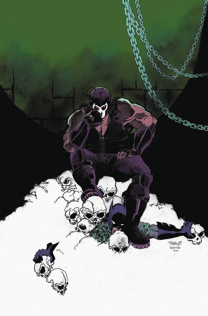 Batman #9 (2016- ) Limited Variant
