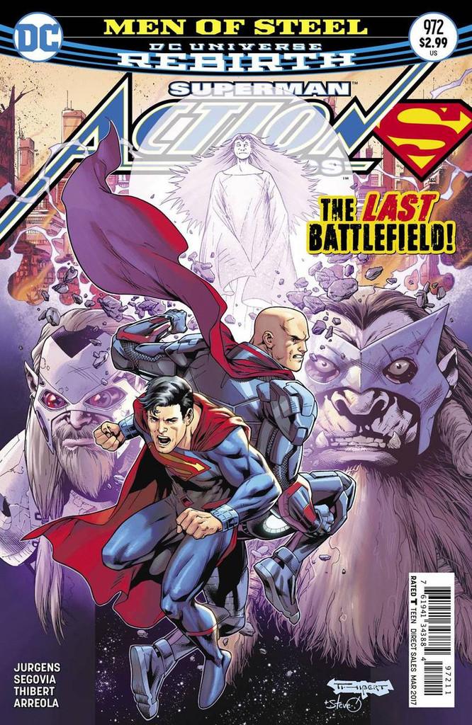 Action Comics #972 (2016- )