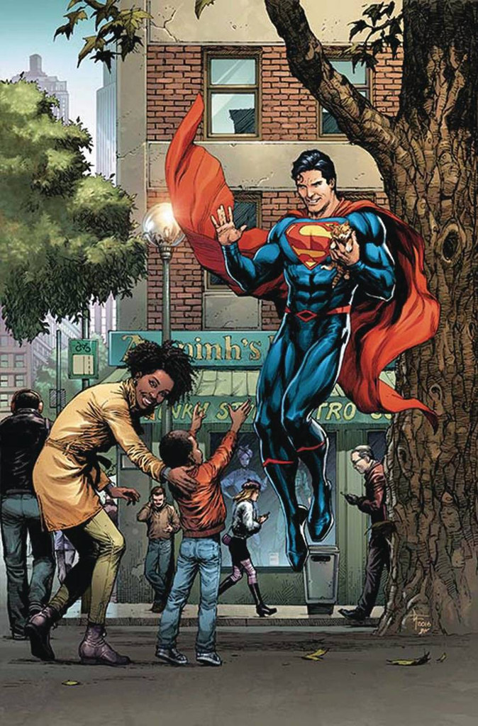 Action Comics #972 (2016- ) Limited Variant