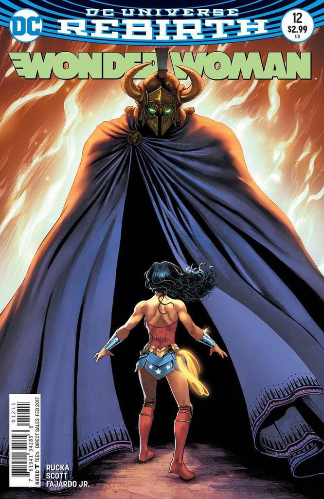 Wonder Woman (2016- ) #12