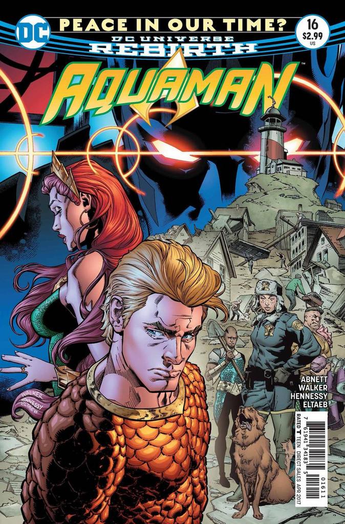 Aquaman #16 (2016- )