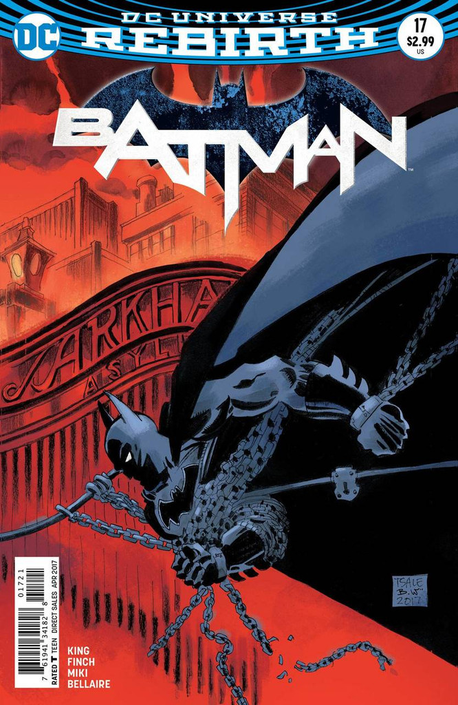 Batman #16 Limited Variant (2016- )(Rebirth)