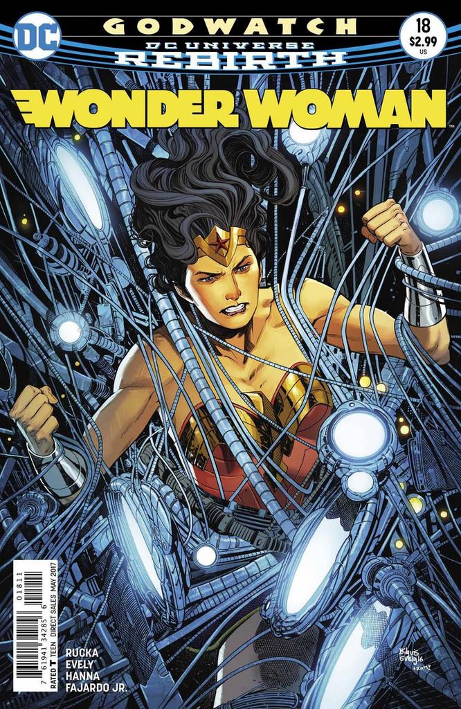 Wonder Woman #18 (2016- )(Rebirth)