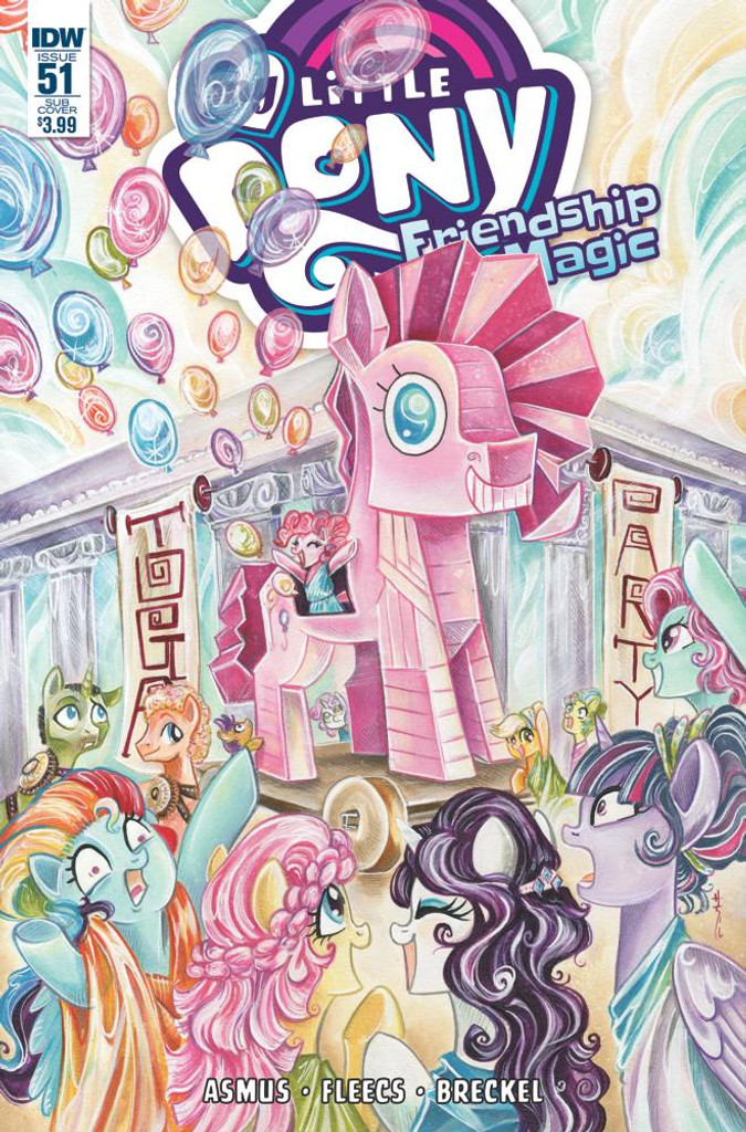 My Little Pony: Friendship is Magic #51 Limited Variant