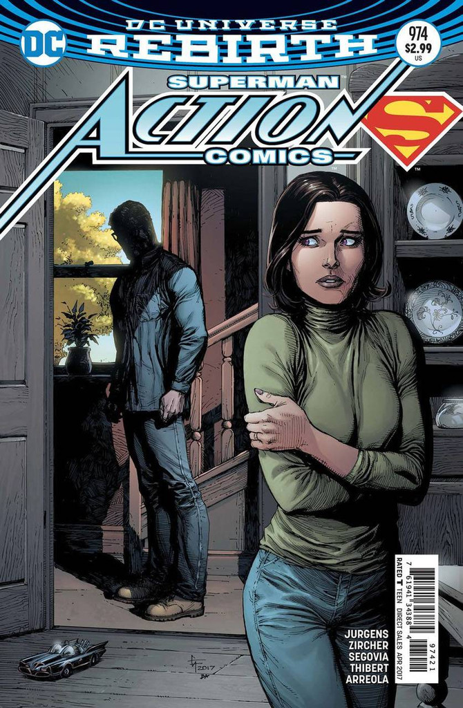 Action Comics #974 (2016- )(Rebirth) Limited Variant